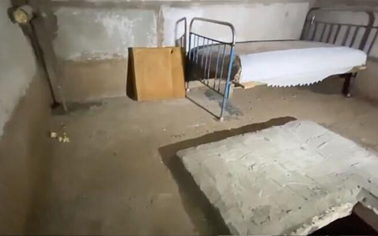 7 yaşındaki çocuğu zindana hapsetti 52 gün boyunca beynini yıkamış
