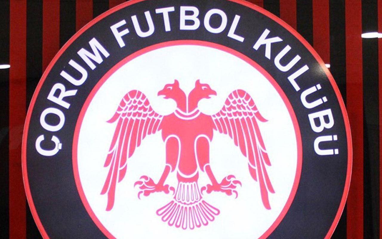 Çorum FK'da 17 futbolcu Covid-19'a yakalandı maça çıkmayacaklar