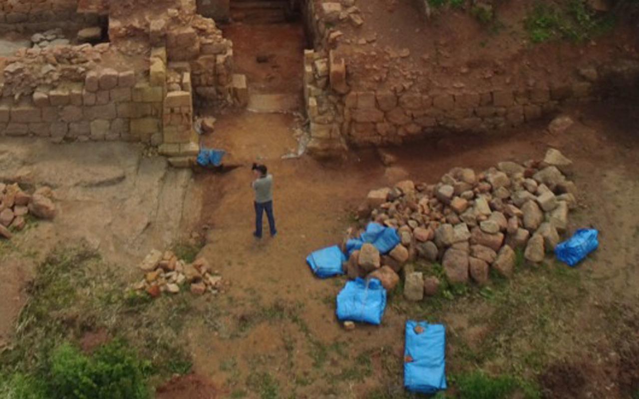 Ordu'da kazılarda ortaya çıkanlar şaşırttı! Ziyaretçi akınına uğradı