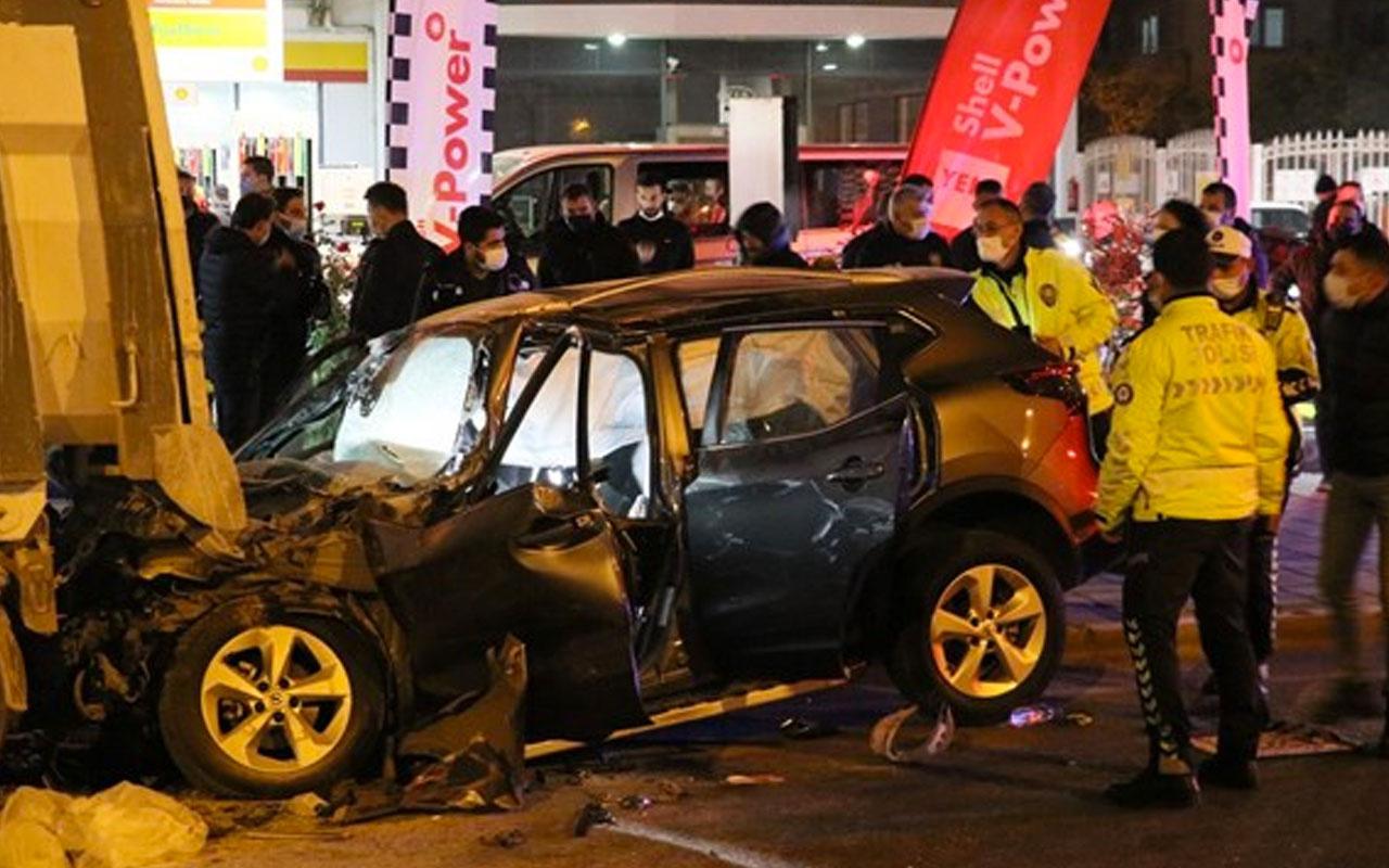 İzmir'de polis memuru kazada hayatını kaybetti