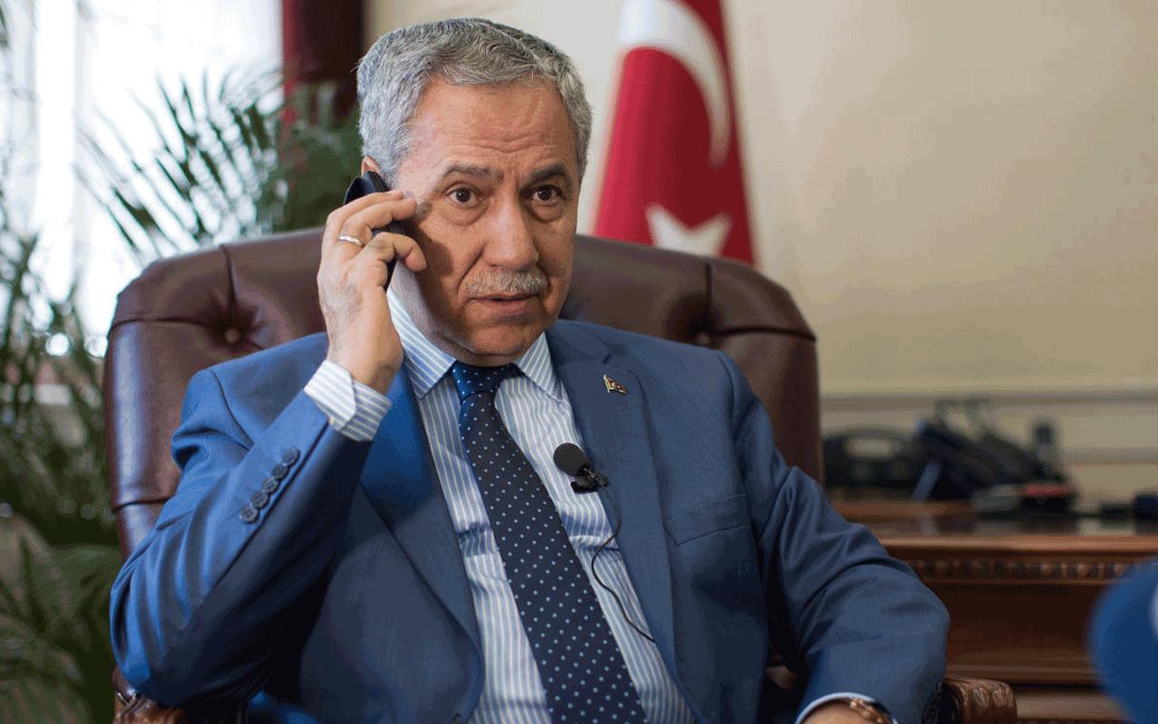 Bülent Arınç ne dedi Demirtaş açıklaması istifa mı getiriyor?