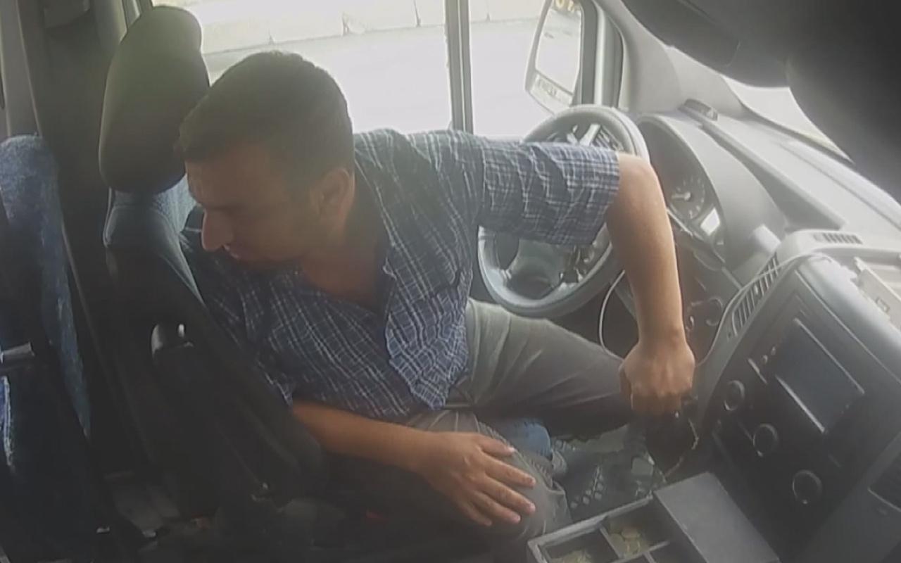 Özbekistanlı kadına minibüste taciz şoku! Başka yere götürüp 'arkadaş olalım' dedi