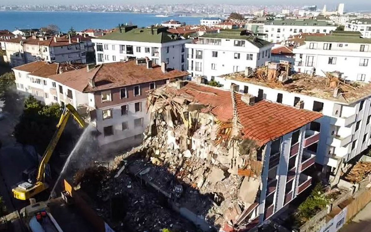 Çevre ve Şehircilik Bakanlığı kentsel dönüşüm yatırımına 60.5 milyar lira harcandı