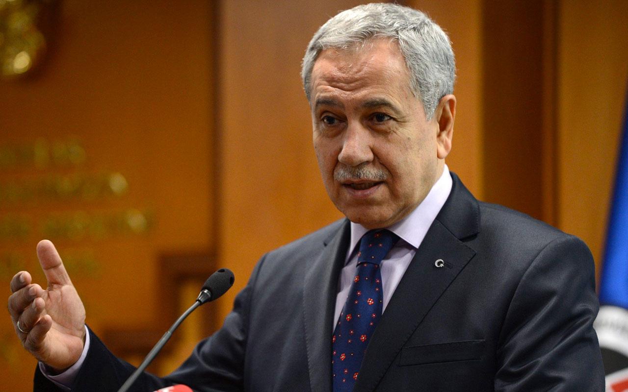 Gelecek Partili Selçuk Özdağ'dan Bülent Arınç'a 'Demirtaş' tepkisi yargıya müdahale