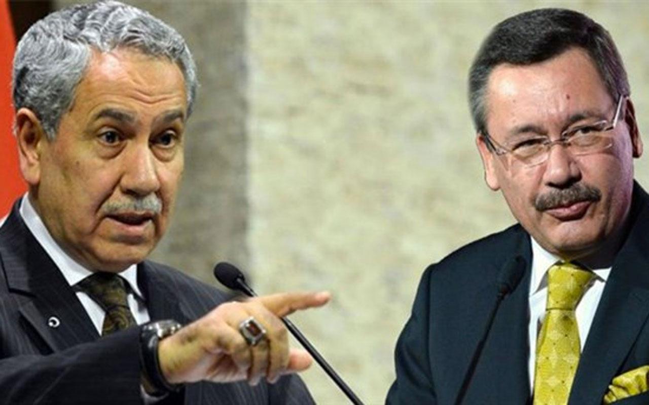 Bülent Arınç'a AK Parti'den şok! Bülent Turan ve Melih Gökçek'ten dikkat çeken paylaşımlar