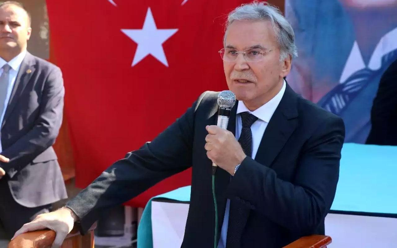Mehmet Ali Şahin'den Arınç'ın açıklamalarına tepki: YİK'te konuşulanı dışarıda tekrar etmek gereksiz