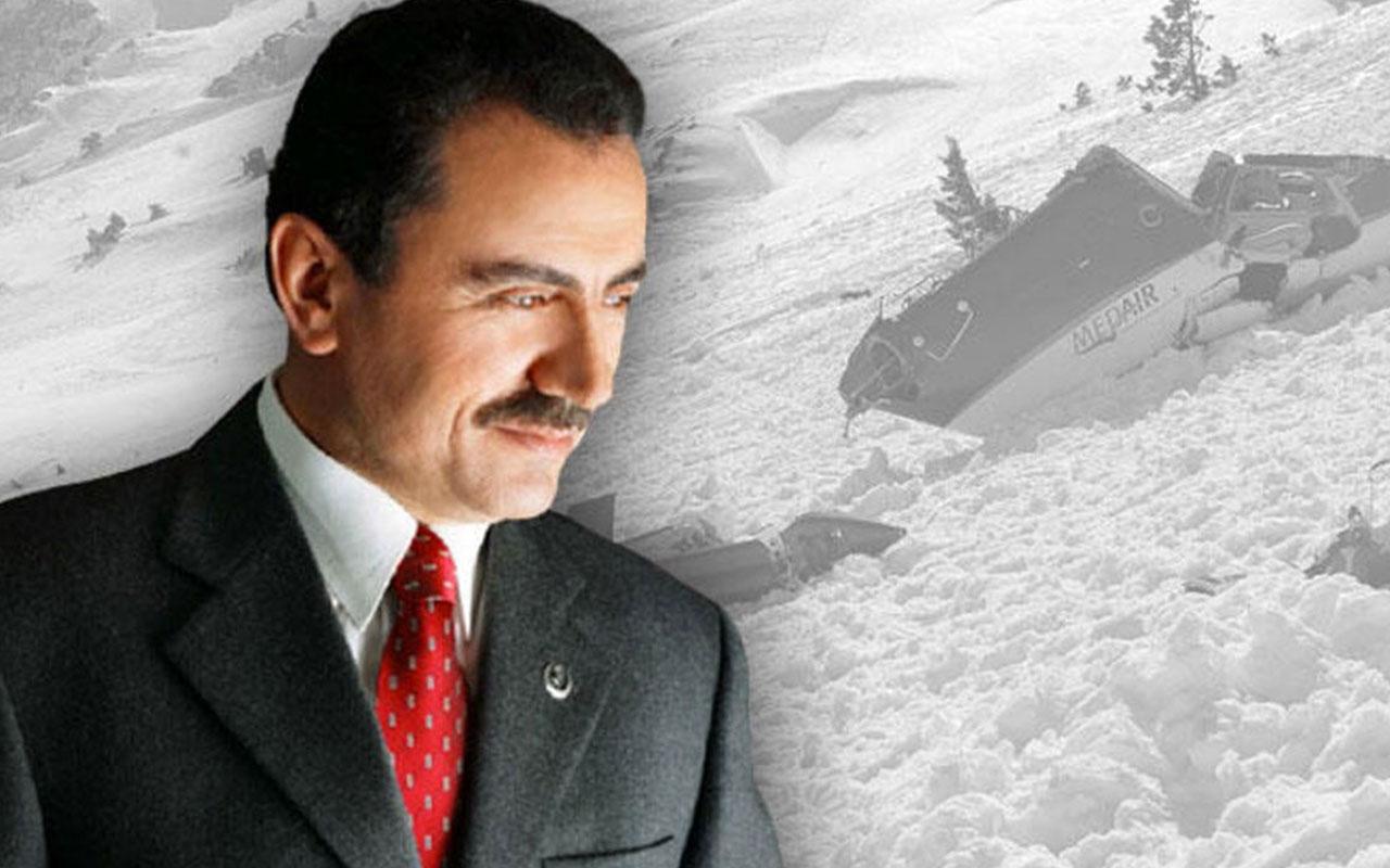 Muhsin Yazıcıoğlu davasında flaş gelişme! İki F-4 savaş uçağı bölgedeymiş