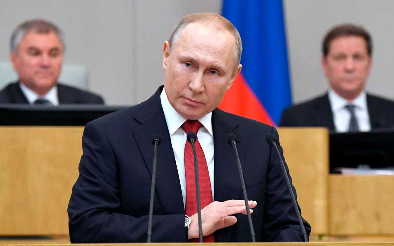 Rusya Devlet Başkanı Putin talimat verdi!  SİHA projelerini hızlandırın