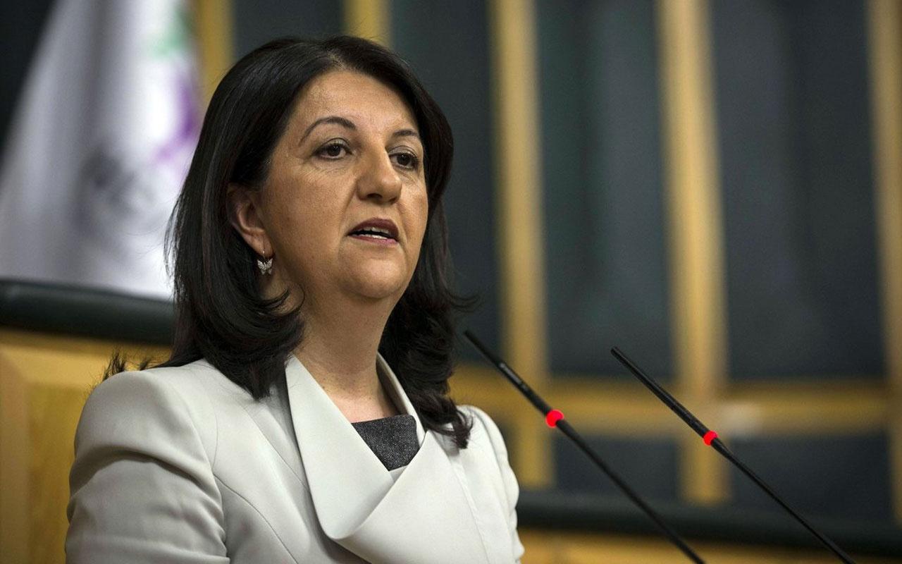 HDP grup toplantısını, HDP kadın grubu olarak yaptı