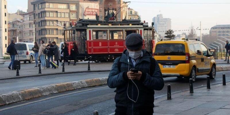 Koronavirüs vaka sayısı patladı! İstanbul'da harita kırmızı oldu