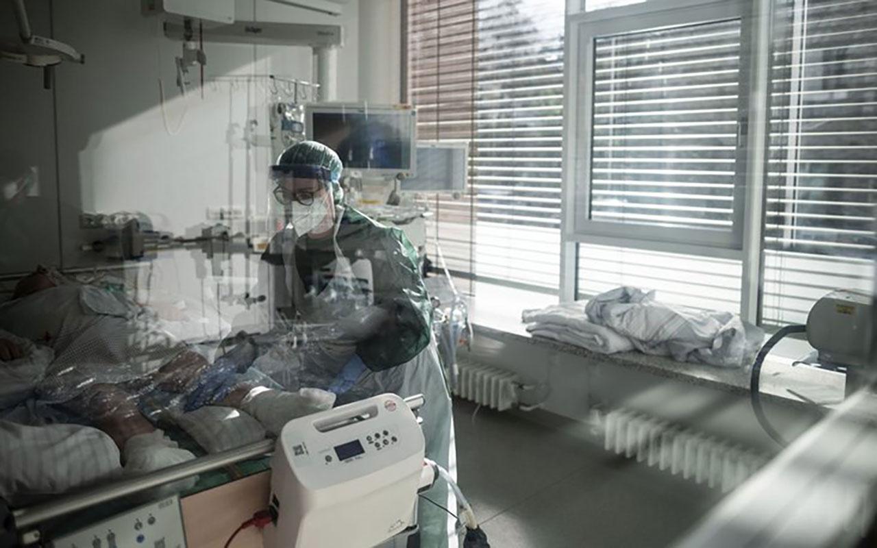 Koronada ürküten tablo! Yoğun bakımlarda yer kalmadı ameliyathaneler yoğun bakıma döndü