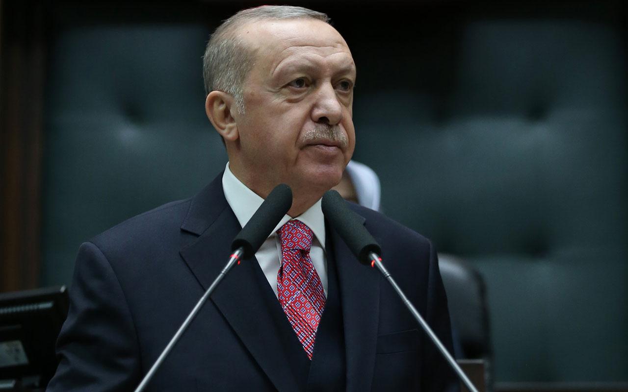 Cumhurbaşkanı Recep Tayyip Erdoğan TRT World Forum 2020'de