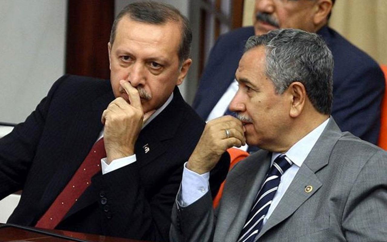 Bülent Arınç'tan Meral Akşener'e; Erdoğan'dan özür dile!