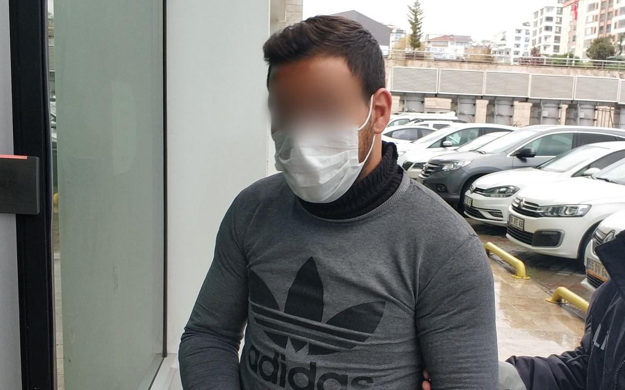 Samsun'da babası yaşındaki adamı hastanelik etti! Sebebi bakın ne