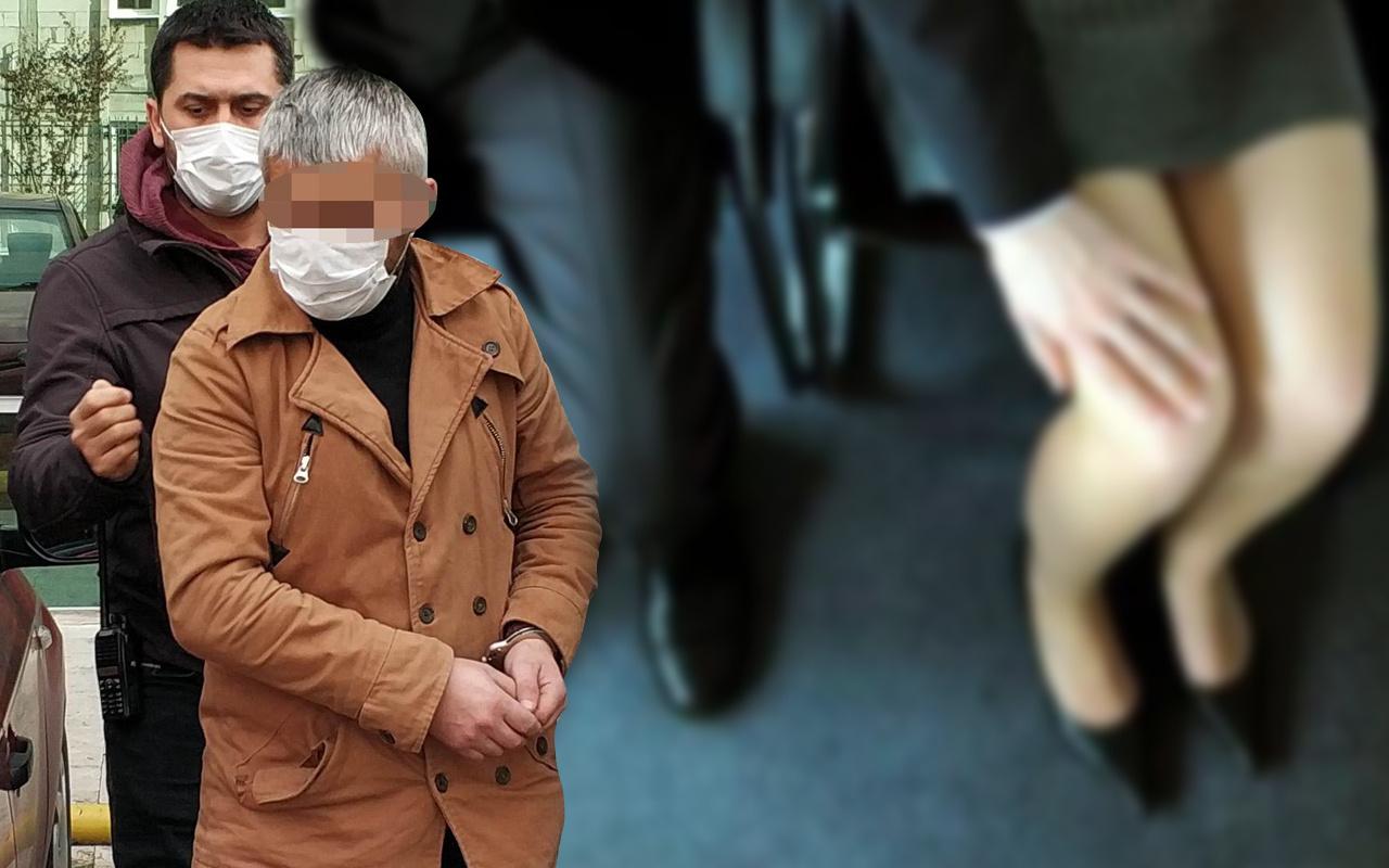 Samsun'da 23 yaşında genç kızı dolmuşta elle taciz etti! Mahkemeden bakın ne karar çıktı