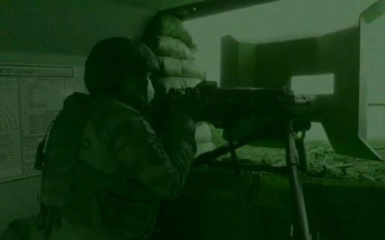 Barış Pınarı Bölgesinde 17 terörist öldürüldü! MSB açıkladı