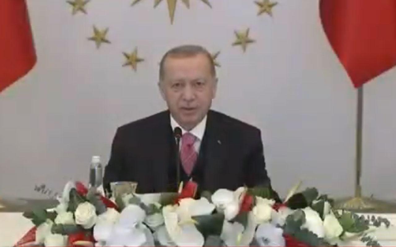 Cumhurbaşkanı Erdoğan'dan kur baskısına karşı İslam ülkelerine öneri