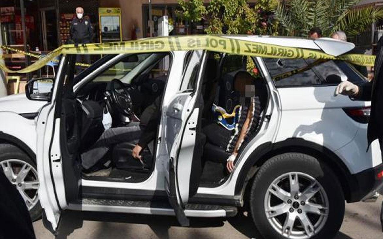 Antalya'da lüks cipte infaz! 2 kişi hayatını kaybetti