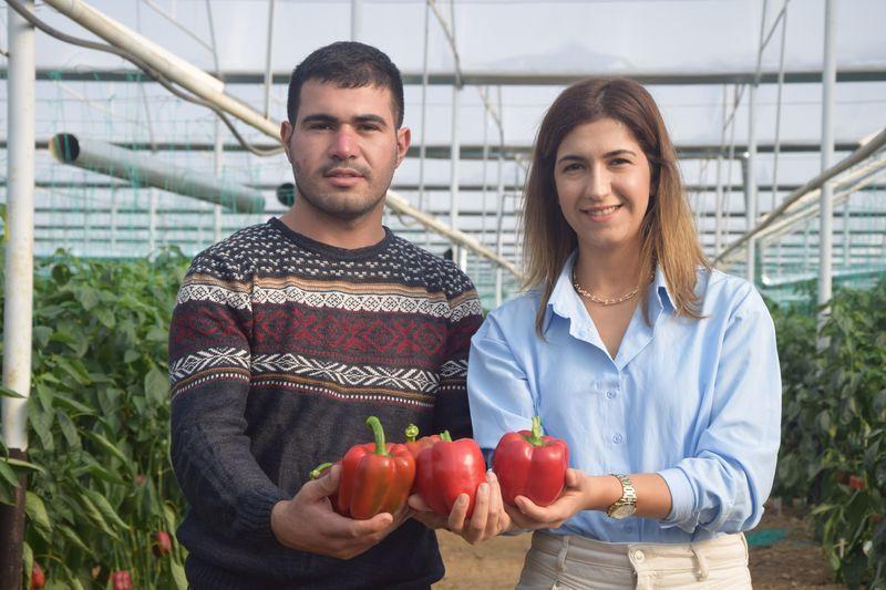 Antalya'da üretiliyor yüzde 98'i yurt dışına gidiyor! Baba mesleğini yapıyorlar