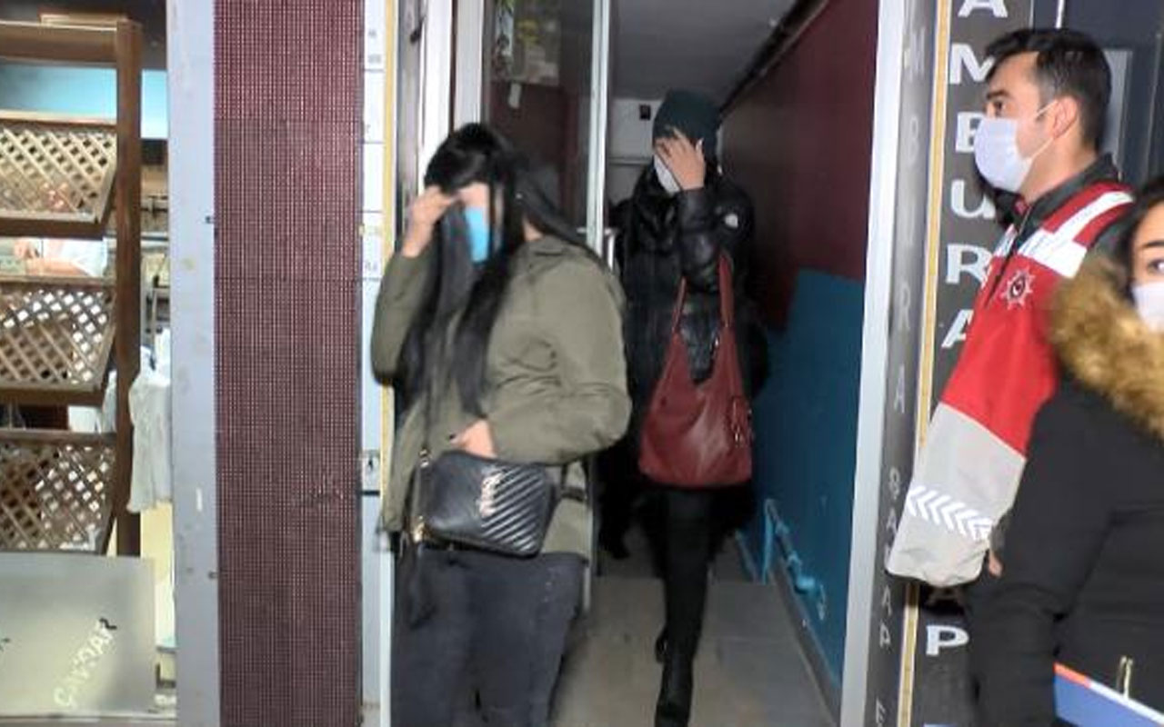 Kartal'da mühürlü mekanda korona partisi! 18 kişiye 56 bin lira ceza