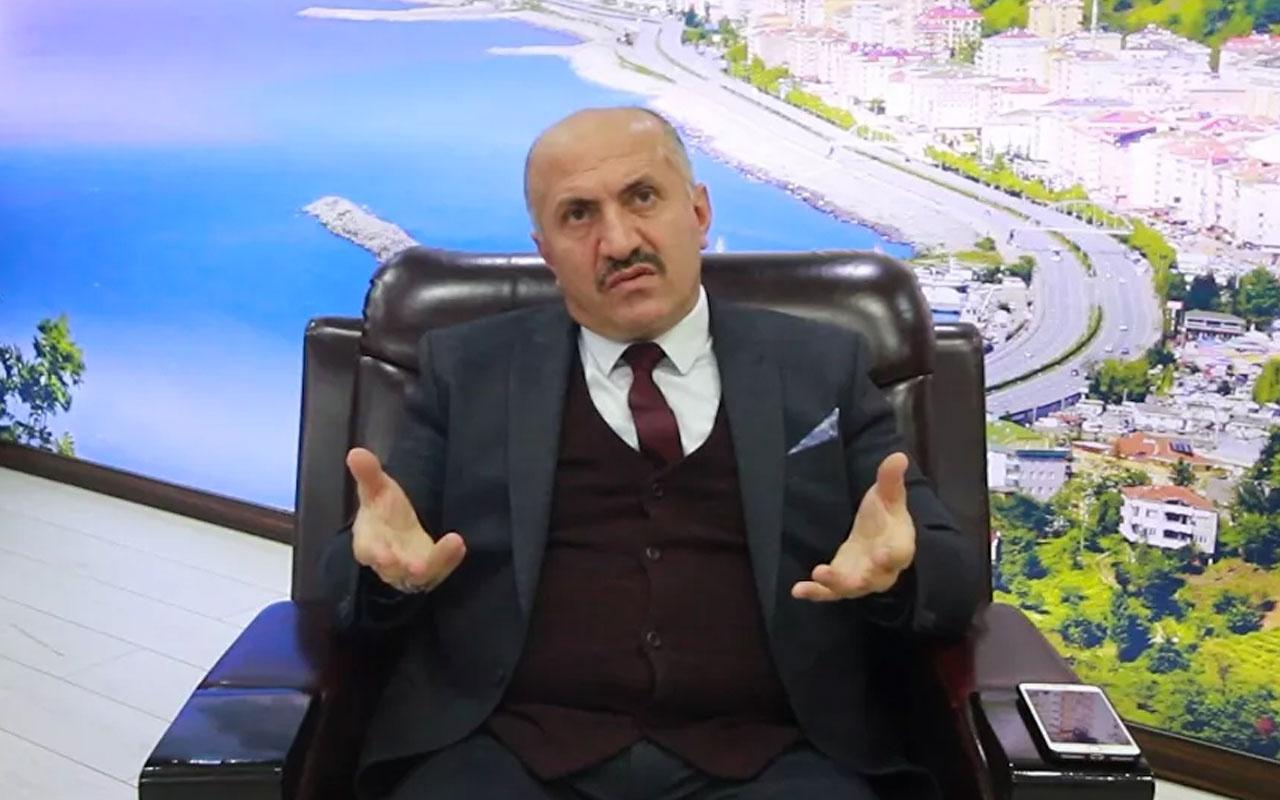Çayeli Belediye Başkanı ağabeyini imar müdürü yaptı tepkilere böyle cevap verdi