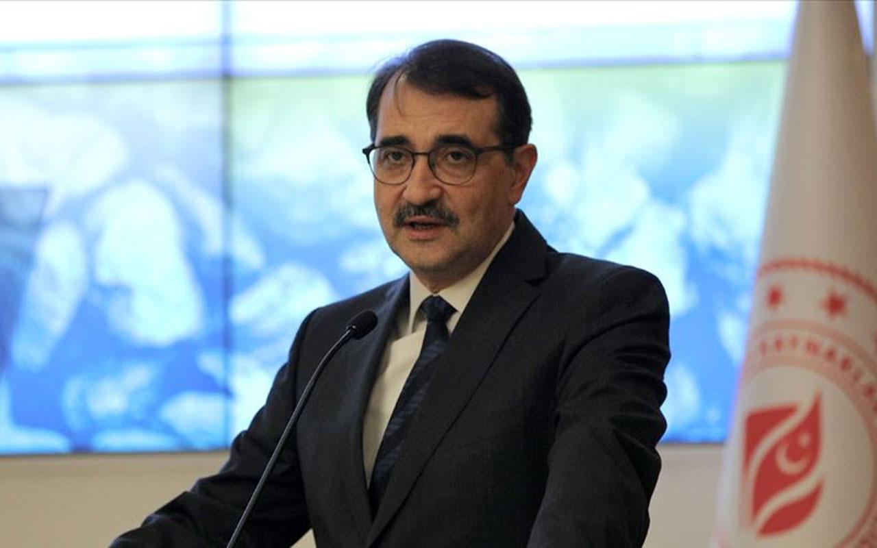 Enerji Bakanı Fatih Dönmez: 4,7 milyon ton linyiti ekonomimize kazandıracağız