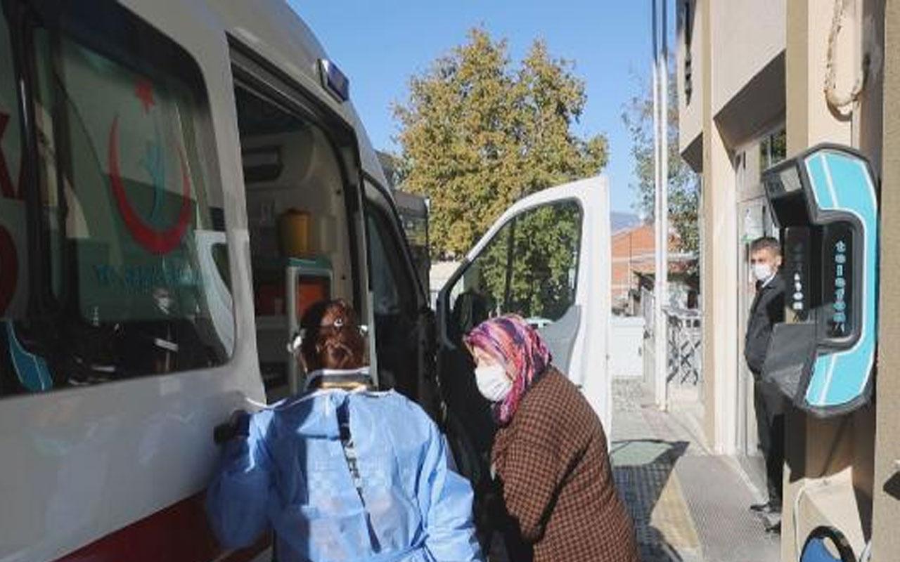 Burdur'da yaşandı! Karantinada olması gerekirken belediyede yakalandı