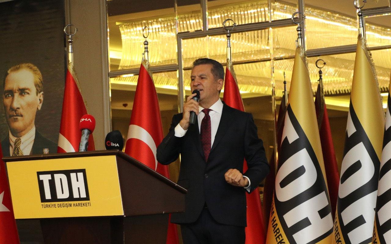 Mustafa Sarıgül'den yeni parti açıklaması: Biz 83 milyonun partisi olacağız