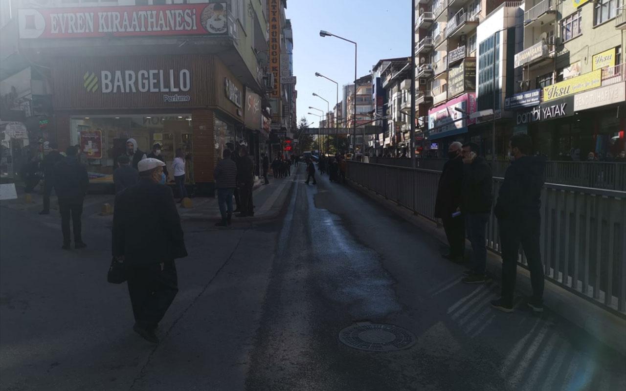 Malatya'da 4.7 şiddetinde deprem oldu! Merkez üssü Pütürge çevre iller de hissetti