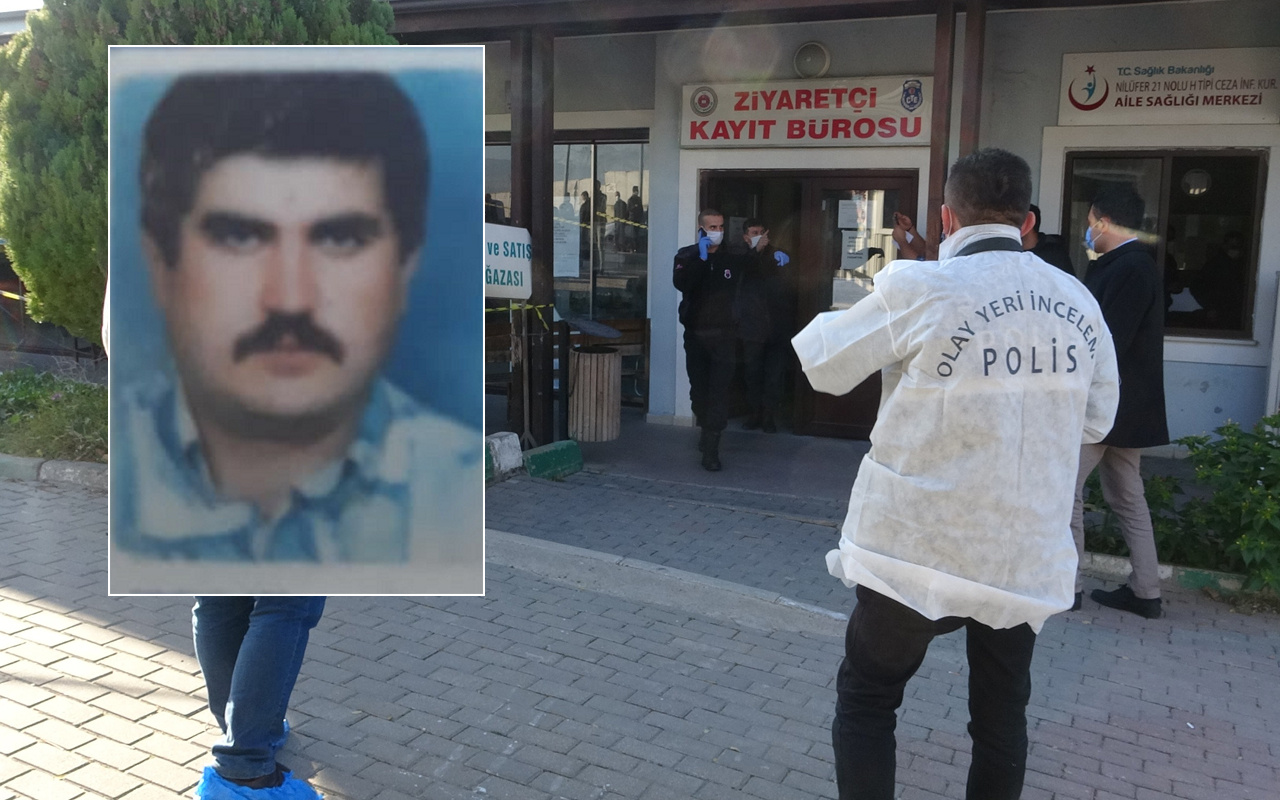 Bursa'da kanlı pusu: Cezaevindeki oğlunu ziyarete giden taksici 9 kurşunla öldürüldü