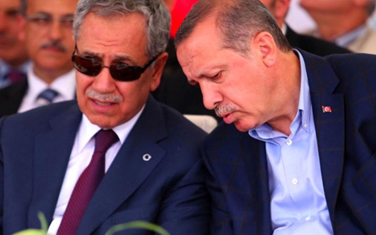 Erdoğan, Bülent Arınç'ın görevden alınmasını ilk kez 'parsel parsel' tartışmasında istedi