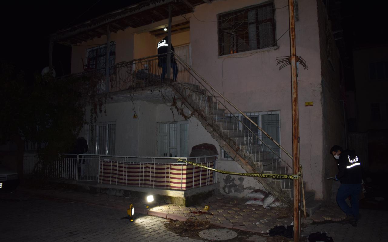 Malatya'da alkollü olduğu için eşi eve almadı! Sonu kötü bitti