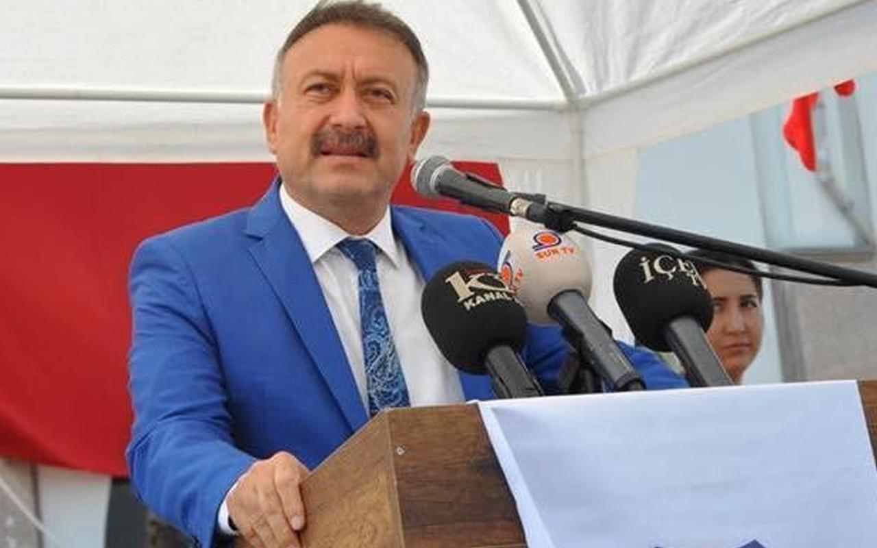 AK Partili Hacı Özkan koronavirüse yakalandı! Hastaneye kaldırıldı
