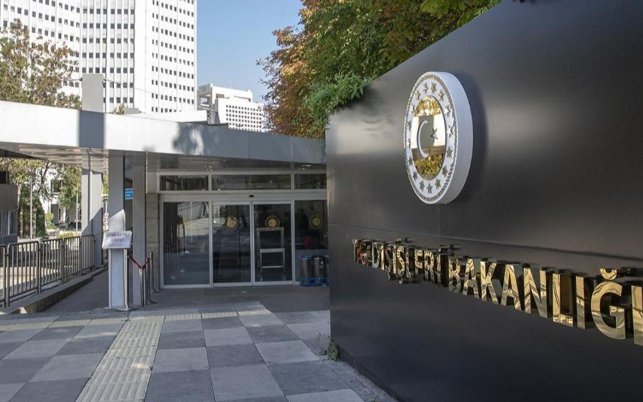 Dışişleri Bakanlığı'ndan AP'nin Türkiye kararına sert tepki! Tümüyle reddediyoruz
