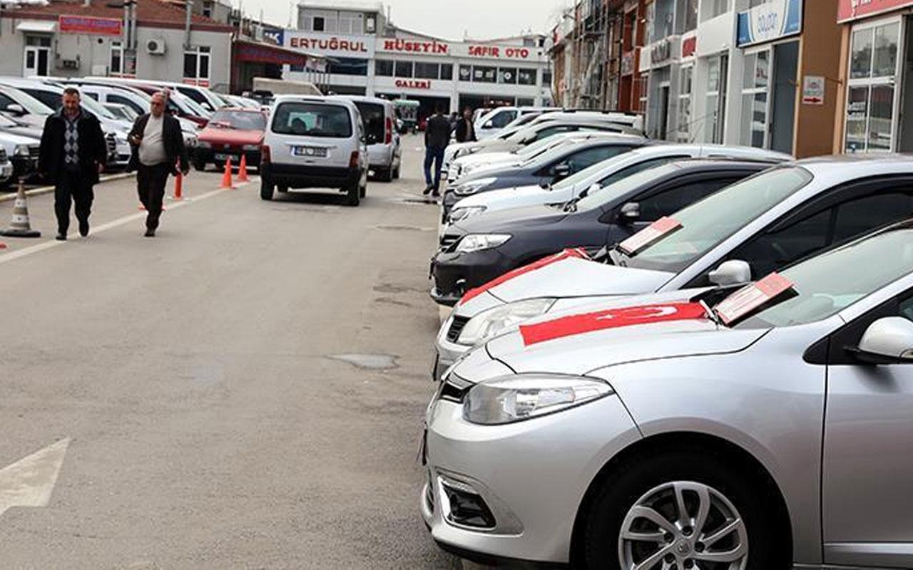 Otomobil alacaklar tam zamanı sıfır araç kampanyaları ikinci eli etkileyecek