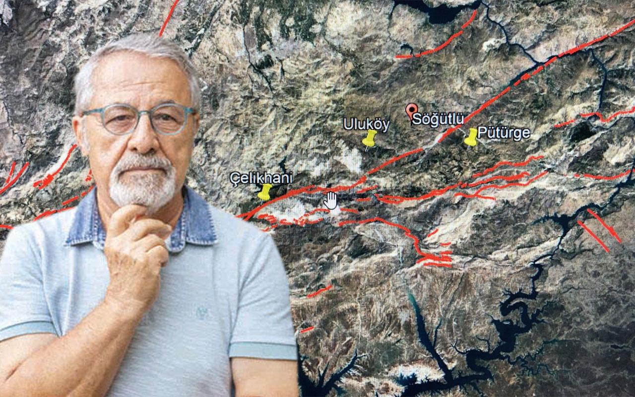 Prof. Dr. Naci Görür Malatya'daki depremi sonrası uyardı: Buradaki yerleşimler dikkatli olmalı