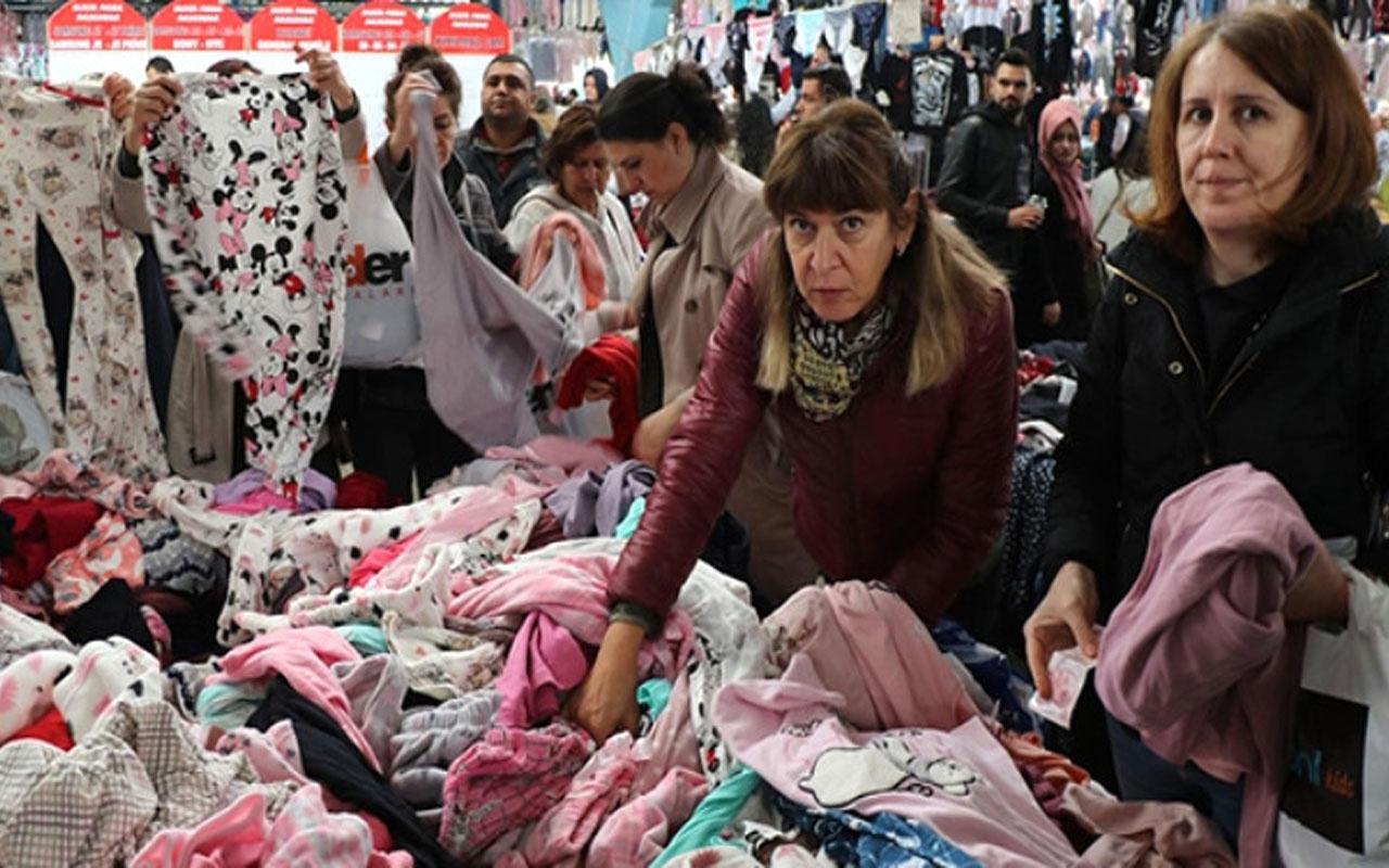 Kovid-19 tedbirleri! Edirne'de sınır ötesi müşterileri olan 'Sosyete Pazarı' kapatıldı