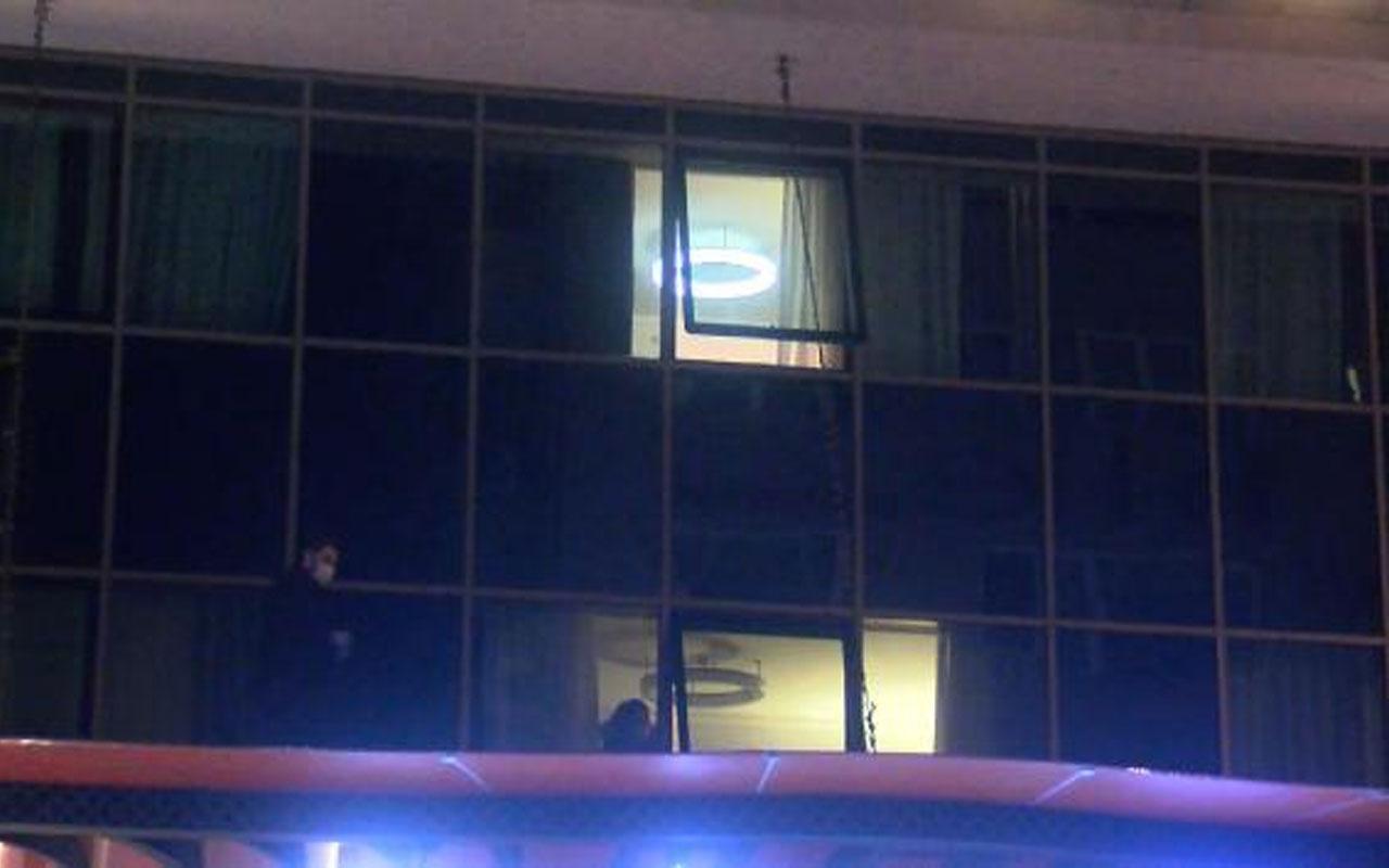 Şişli'de yaşandı! Ünlü bir otelin penceresinden düşen kadın yaralandı