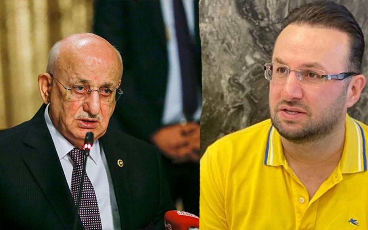 SPK'dan eski TBMM Başkanı Kahraman'ın yeğenine borsa cezası