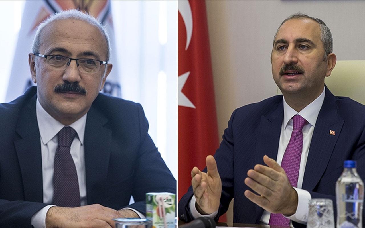 Bakan Lütfi Elvan ve Abdulhamit Gül TOBB yönetimiyle bir araya geldi