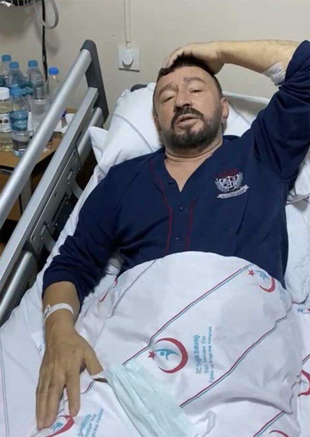 Mustafa Topaloğlu yeniden hastaneye kaldırıldı kalp krizi geçirmişti