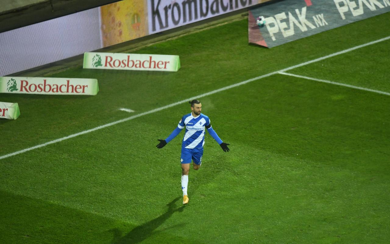 Serdar Dursun, Almanya'da gollerini sıralıyor