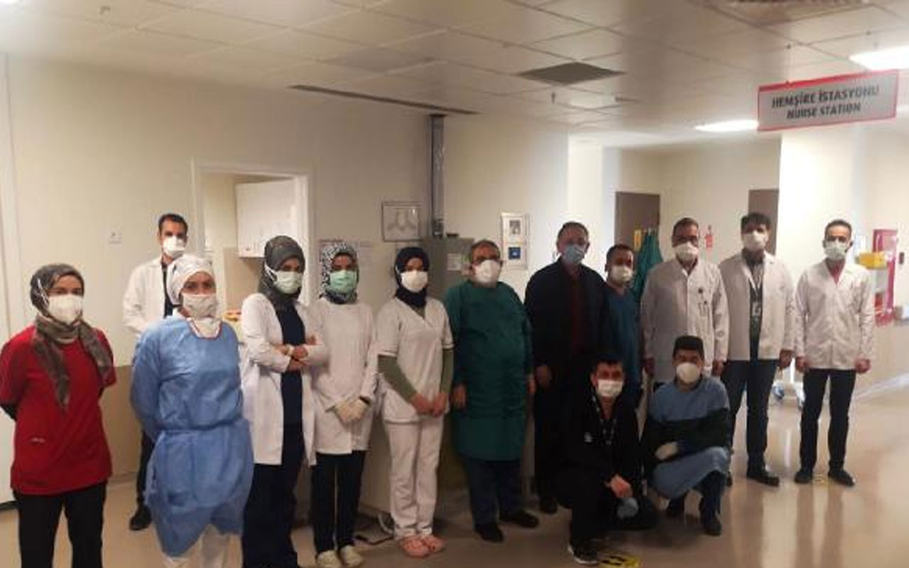Koronavirüse yakalanmıştı! AK Parti Genel Başkan Yardımcısı Mehmet Özhaseki taburcu oldu