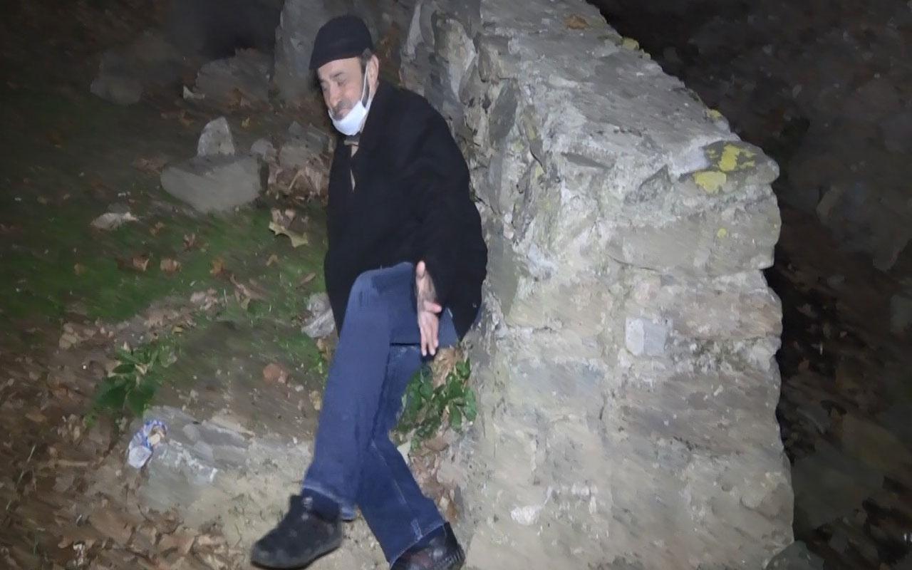 Bursa'da ekipler alarma geçti! Ormanlık alanda kaybolan alkollü adam ceza yemekten kurtulamadı