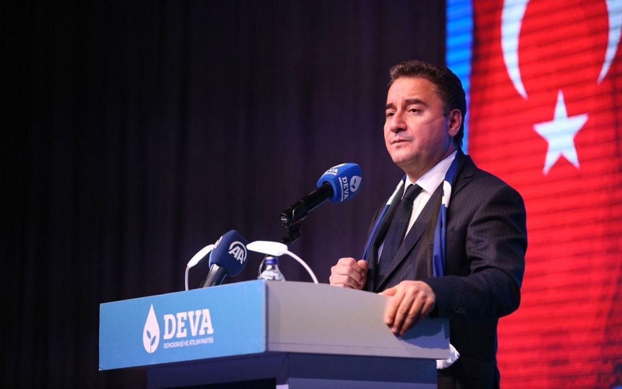 Deva Partisi Lideri Ali Babacan: Alevilerin ve cemevlerinin sorunlarını çözeceğiz