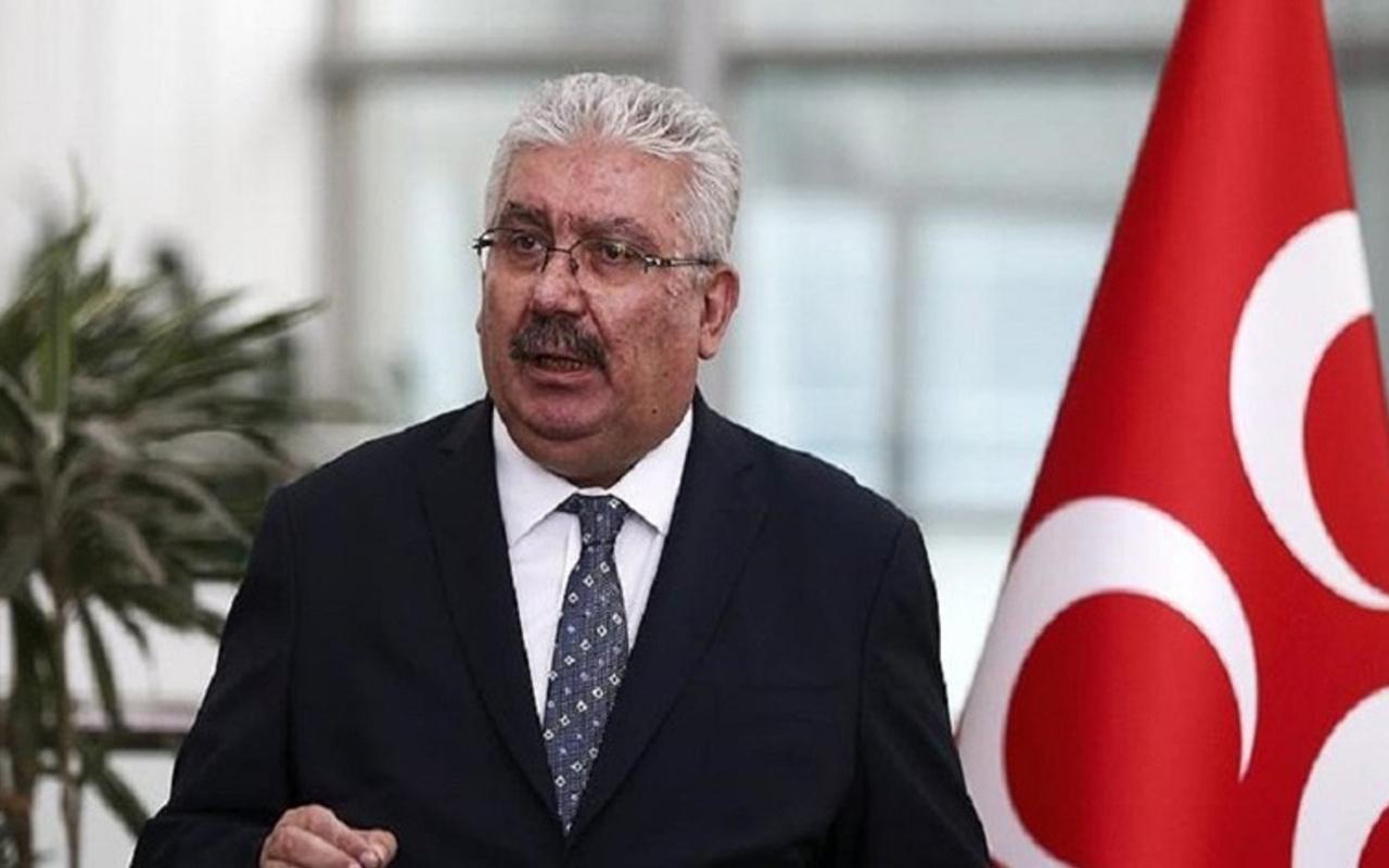 MHP'li Yalçın'dan CHP'li Başarır'a tepki: Asıl satılmışlık Türk Ordusuna uzanan dildedir