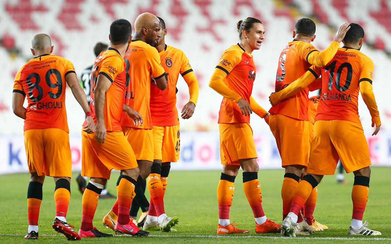 Yeni Malatyaspor-Galatasaray maçının ilk 11'leri belli oldu
