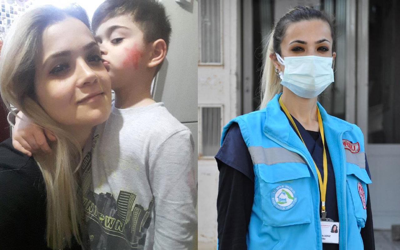 Koronavirüs nedeniyle çocuğunun velayeti alınan hemşirenin itirazına bilirkişi talebi