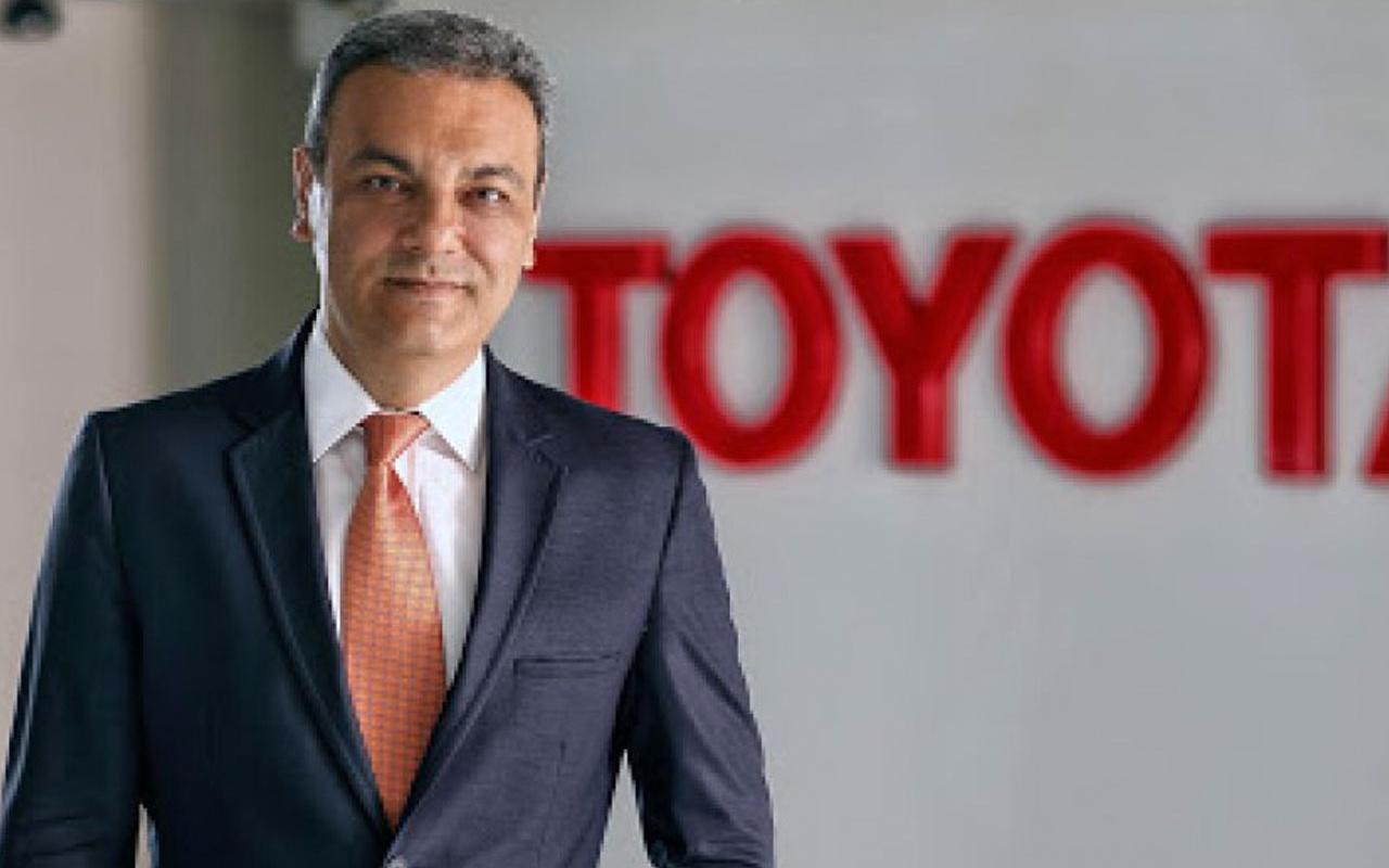Toyota Türkiye CEO'su Ali Haydar Bozkurt: Araçlarda yeni vergi sistemine geçilmeli