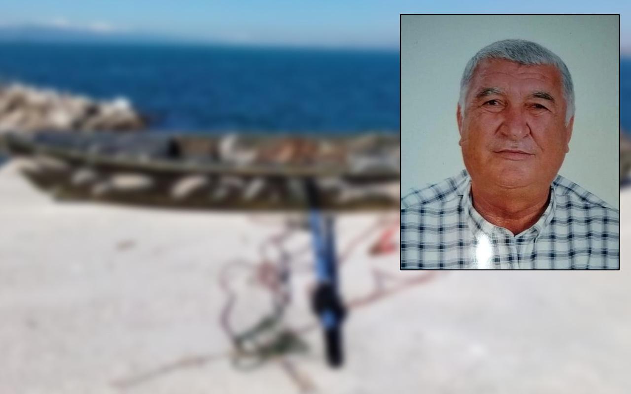 Mersin'de balık sevdası yaşlı adamın hayatına mal oldu! Feci şekilde can verdi